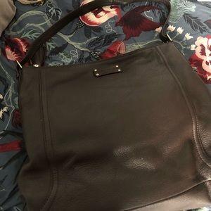 Kate Spade Dark Chocolate Hobo Bag